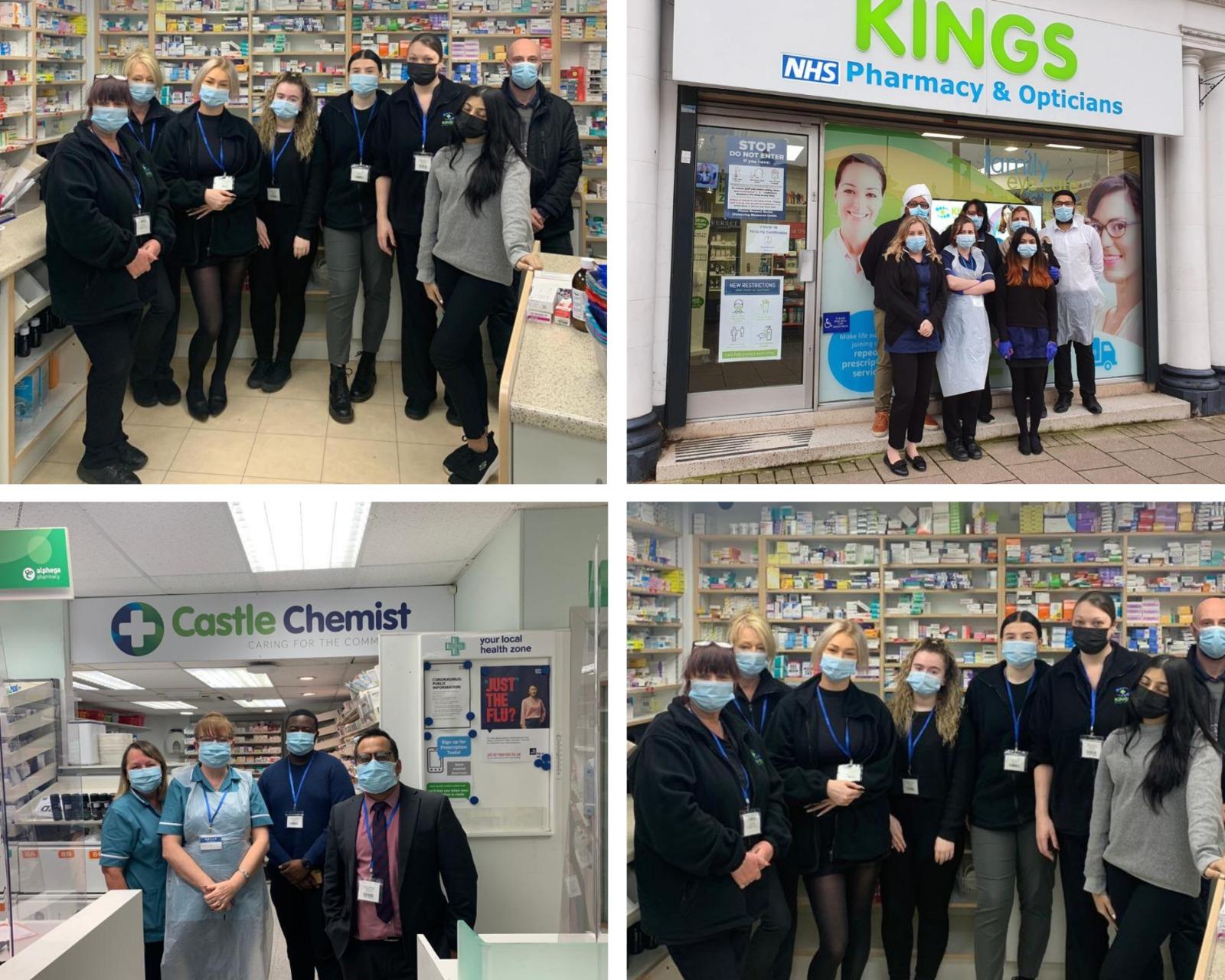 kings pharmacy birmingham